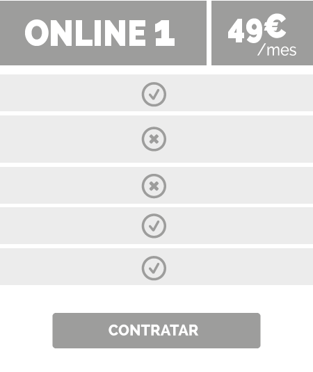 Plan online 2
